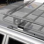 Smittybilt Defender Roof Rack Mounting Kit 90-98 Toyota Landcruiser 80 07-08 Ford Explorer