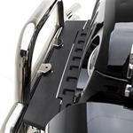 Smittybilt Front Bumper Filler Textured Black 07-12 Wrangler JK 2/4-Door