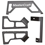 MasterCraft Rear Bench Seat Mounting Bracket Jeep JK 07-12 4-Door