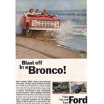 Bronco 4-Wheel Drive