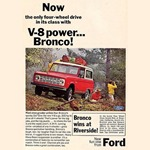 Bronco V8