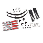 Suspension System 3 w/ Rancho 9000 XL Shocks 2.5in Lift