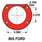 Big Ford Flange
