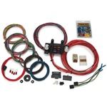 Painless Basic Customizable Chassis Wiring Harness w/extra length wires 18 Circuits
