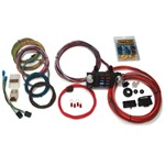 Painless Basic Customizable Chassis Wiring Harness 18 Circuits