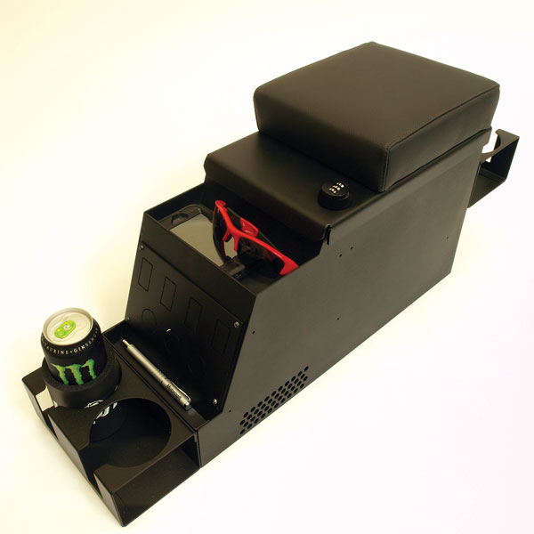 Lock And Load Security Console 8in