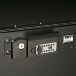 Tuffy 089 Combination Lock for Camlock System Titanium
