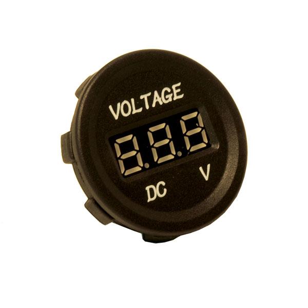 Digital Voltmeter For Custom mounting