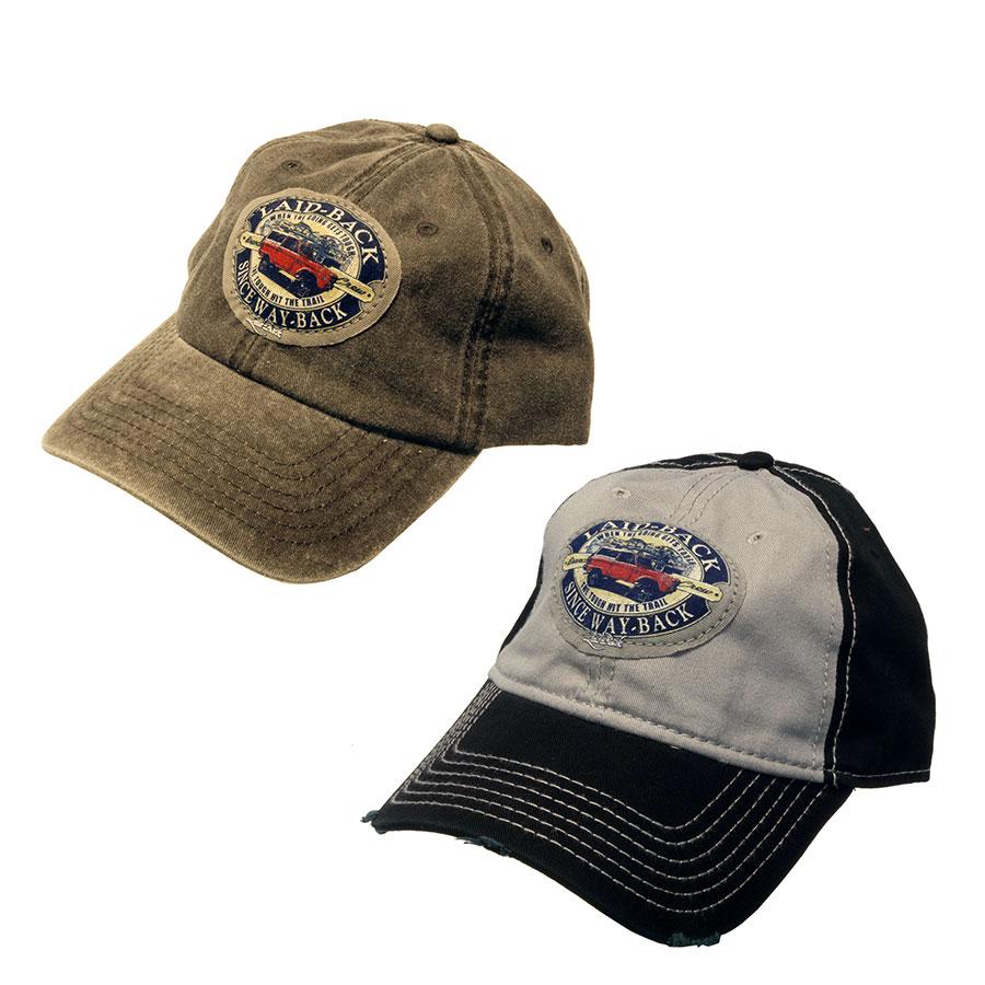 Laid Back Bronco Hat