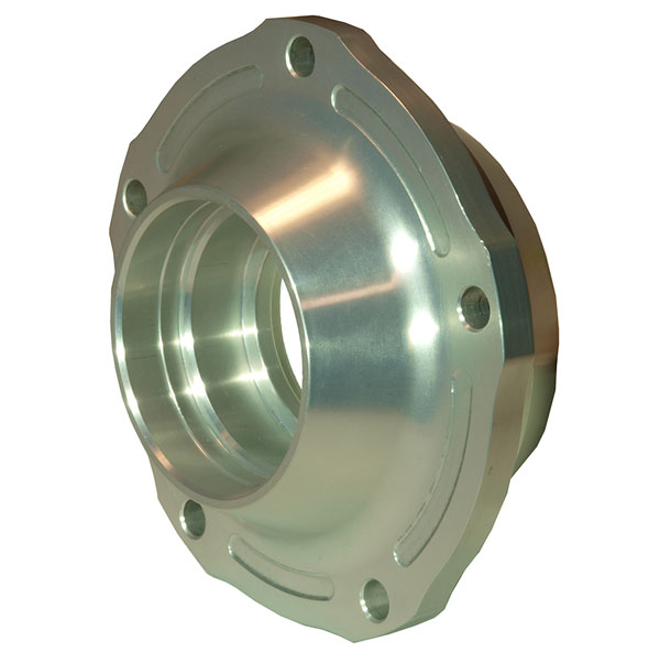 FORD 9in Daytona  HD 6061 Aluminum Pinion Support Clear