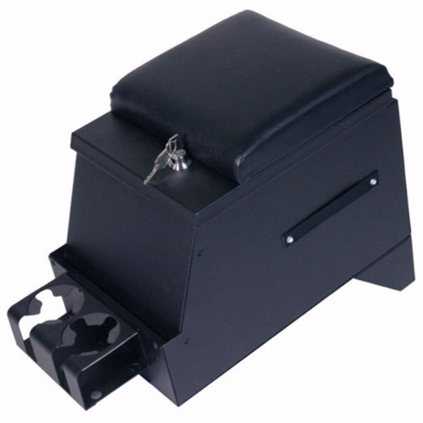 Tuffy 016-01 Series II Security Console 12 1/2 Wide Black