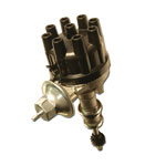 Pertronix Flame-Thrower Stock Look Cast Distributor