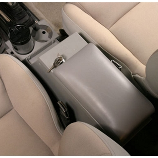 Tuffy 023-04 Series II Security Console 6 1/2 Wide Spice