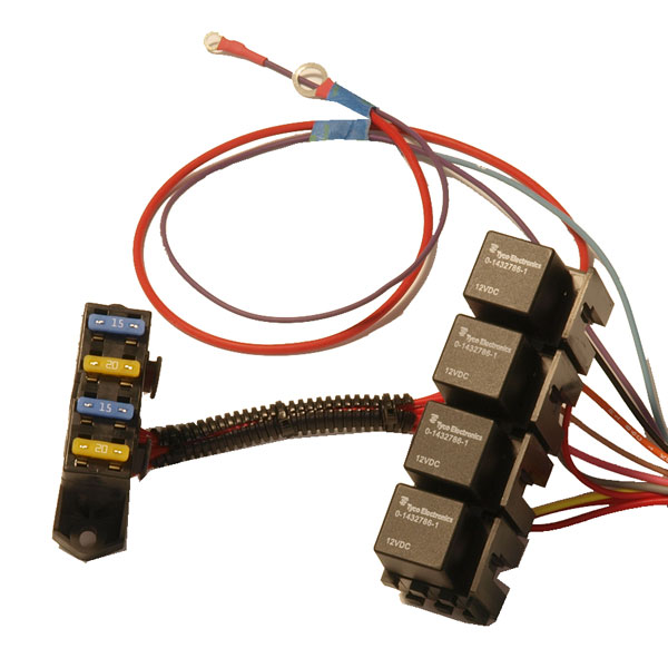 Buy WH Custom EFI Harness 86-95 Ford 5.0L - Early Bronco PartsWild Horses 4x4