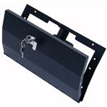 Tuffy 049-01 TJ Security Glove Box Black