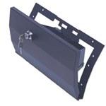 Tuffy 049-03 TJ Security Glove Box Charcoal