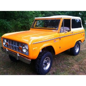 rampage new ford bronco