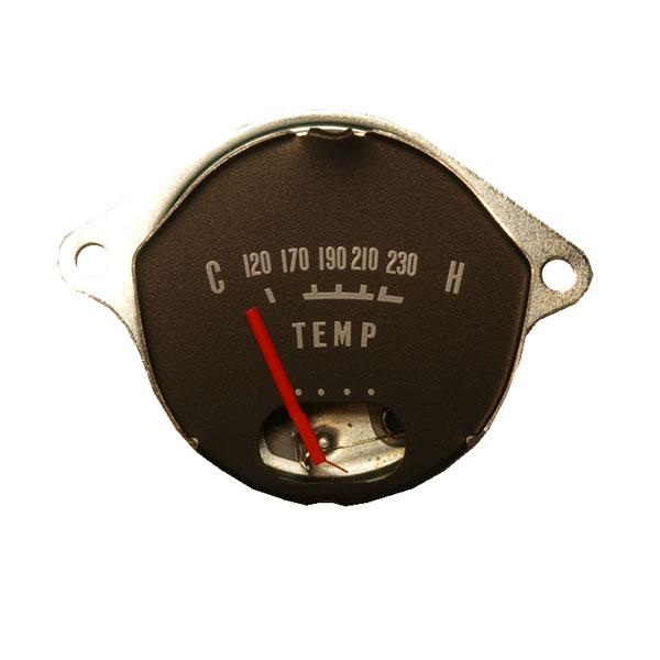 Temperature Gauge For Stock Cluster
