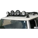 Tuffy 147-01 FJ Cruiser Light Bar Assembly