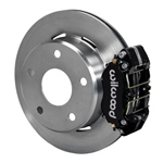 Wilwood Dynapro Lug Mount Rear Parking Brake Kit 74-75 Medium Duty Ford Bronco 15in Wheel Black