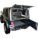 Tuffy 240-01 Security Deck Enclosure TJ LJ & YJ