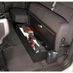 Tuffy 285-01 Under Rear Seat Lockbox for F-150 X-Cab