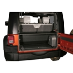 Tuffy 286-01 07-10 JK Security Tailgate Enclosure