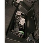 Tuffy 287-01 F-150 Under Rear Seat Lockbox (w/ subwoofer)