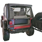 Tuffy 297-01 87-95 YJ Wrangler Security Tailgate Enclosure