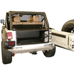 Tuffy 299-01 11+ JK Unlimited Security Tailgate Enclosure