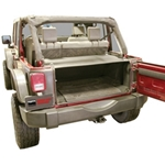 Tuffy 310-01 Security Tailgate Enclosure 07-10 JK Unlimited