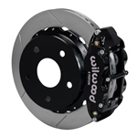 Wilwood Superlite 4R Big Brake Rear Parking Brake Kit 66-75 Lg Bear Bronco w/11x1 3/4 drums 18in Whe