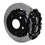 Wilwood Superlite 4R Big Brake Rear Parking Brake Kit 66-75 Lg Bear Bronco w/11x1 3/4 drums 18in Whe