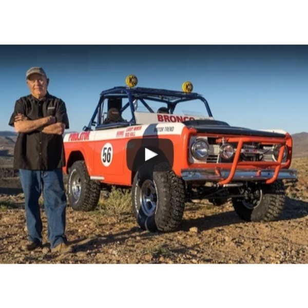 Rod Hall Baja 1000 Winner