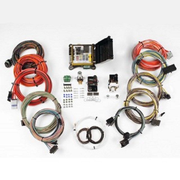 Buy American Autowire 510564 Severe Duty Universal Harness Kit on speaker for cars, flywheel for cars, wheels for cars, horn for cars, headlight for cars, hood for cars, radiator for cars, lights for cars, tires for cars, motor for cars, power supply for cars, remote control for cars, batteries for cars, air cleaner for cars, control panel for cars, water pump for cars, starter for cars, filter for cars, ignition switch for cars, fuse box for cars,