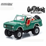 Gas Monkey Garage Diecast Bronco From Greenlight Collectibles