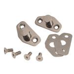Stainless Steel Door Striker Kit 66-67