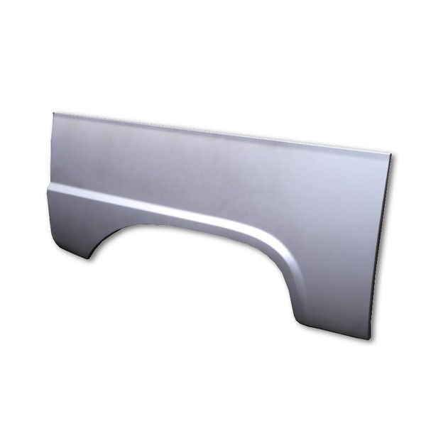 Passenger Lower Outer Quarter Panel 1966-76 Ford Bronco with Weld Thru Primer