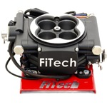 FiTech Go EFI 4 600HP Self-Tuning FI System in Black