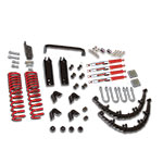 Suspension System 16 w/ Rancho 9000 XL Shocks 4.5in Lift