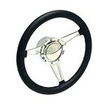 Steering Wheel Mark 7 3 Spoke/Slots 14 Inch