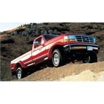 Bushwacker Front Cutout Fender Flares 92-96 Ford Bronco