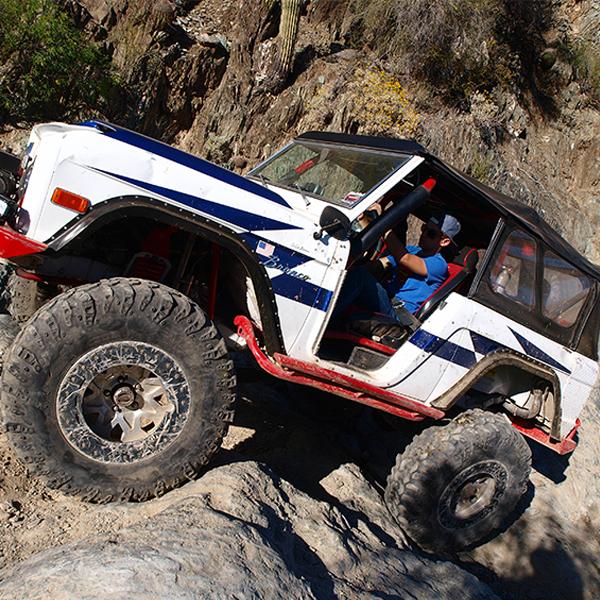 2016 Arizona Bronco Stampede
