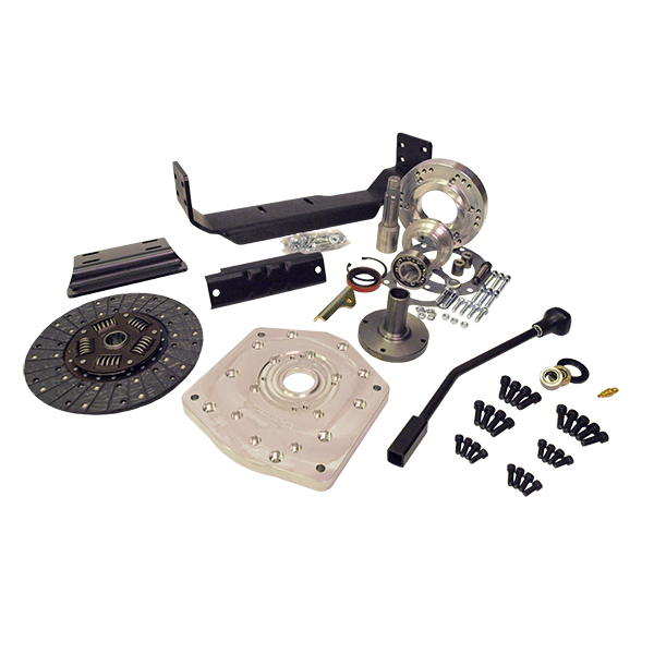 AX15 Kit Without Transmission includes clutch disc