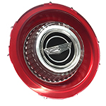 Rear Center Cap for Stock Hub Cap