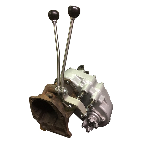 Stainless Steel T-Shift Twin Stick
