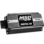 MSD 62013 Digital 6A Ignition Black