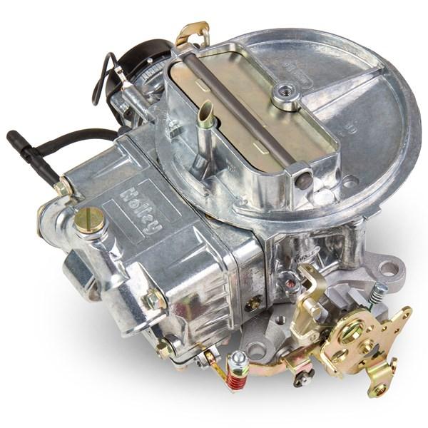 Holley Street Carburetor 2300 2 BBL 500 CFM Electric Choke
