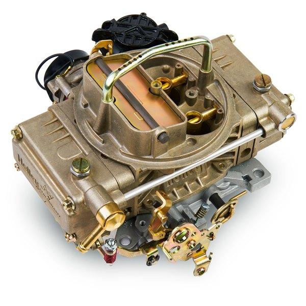 Holley Truck Avenger Carburetor 4 BBL 670 CFM Electric Choke