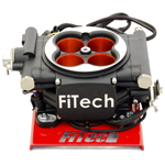 FiTech Go EFI-4 Power Adder 600 HP Throttle Body System